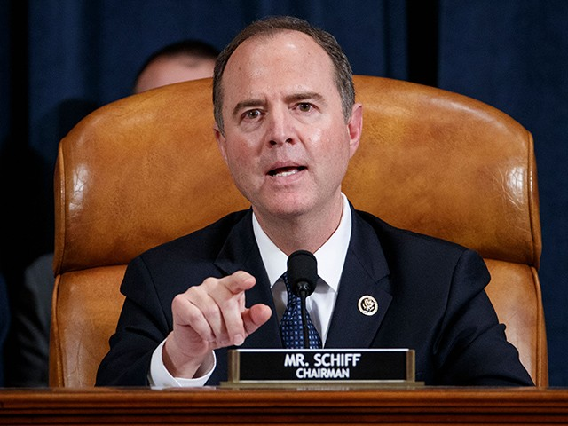 Schiff: 'Republicans of Good Conscience' in Trump Administration Should Resign -- His 'Autocratic Intentions' Are Clear