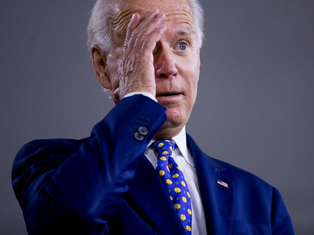 Joe Biden Allegedly Confuses 'Military' Coronavirus Statistics with Those of 'Michigan'
