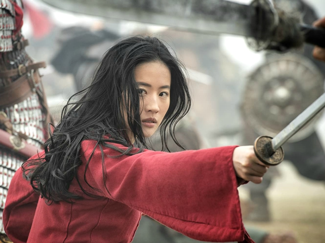 Report: China Bans Media from Covering Disney's Mulan After Concentration Camp Backlash