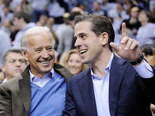 Senate Report: Biden Family Bought $100K of 'Extravagant Items' with China-Linked Credit Cards