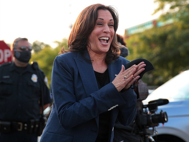 Kamala Harris Praises Marches Across the Country: I Find 'Great Optimism' in Them