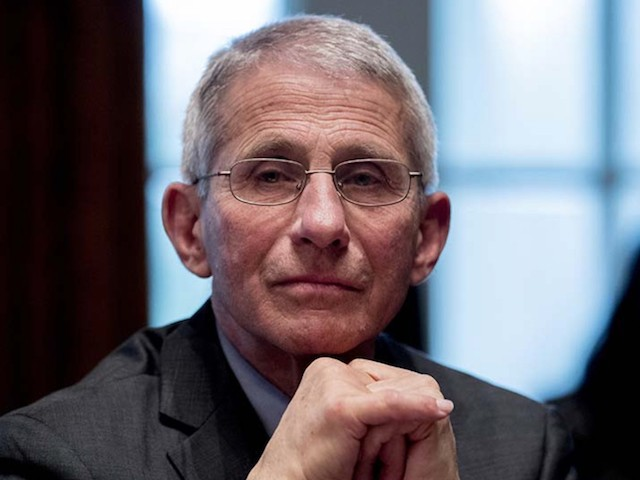 Dr. Fauci Urges Colleges Not to Send Students Home over Coronavirus