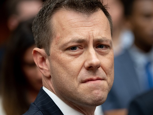 Strzok: Russia Holds 'Leverage' over Trump -- They Are Influencing His Actions