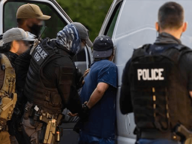 Sanctuary State: ICE Arrests Over 300 Illegal Aliens in California, Including Child Abusers, Rapists