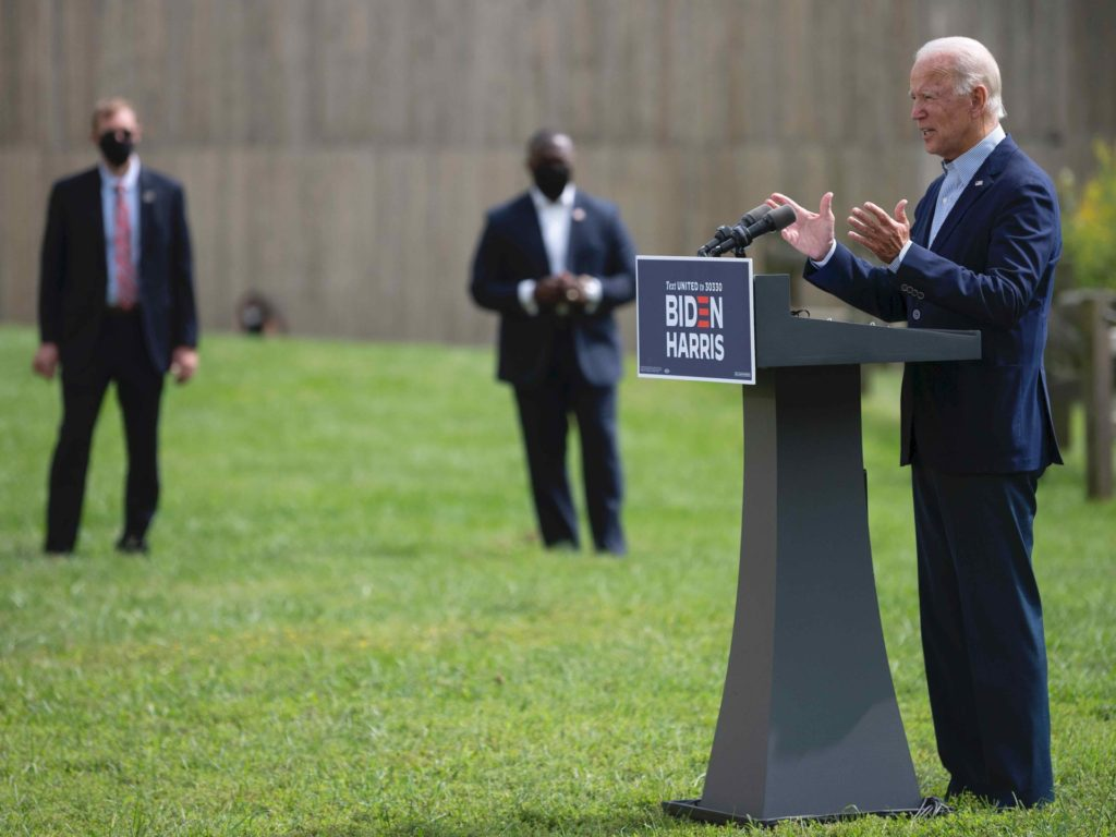 Joe Biden Pledges to Re-enter Paris Climate Agreement Despite U.S. Emissions Reductions