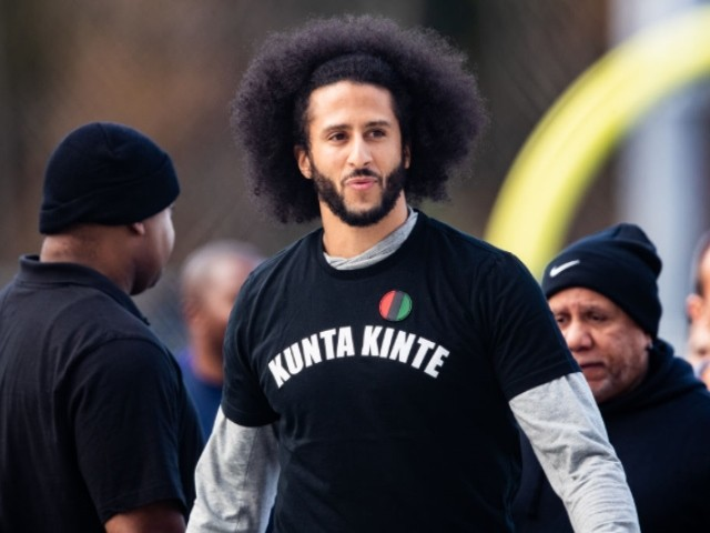 Kaepernick: 'White Supremacist Institution of Policing...Must Be Abolished'