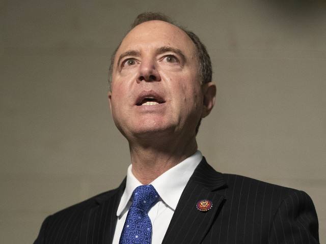 Schiff: The Russians Know 'Coward' Trump Will Never Call Out Putin