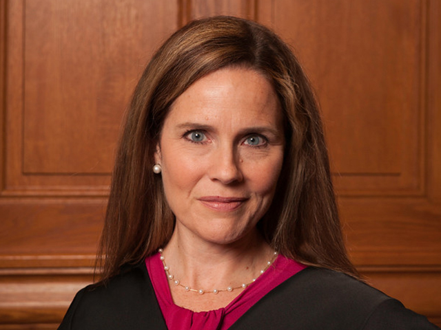 Reports: Donald Trump Intends to Pick Amy Coney Barrett to Replace Ruth Bader Ginsburg