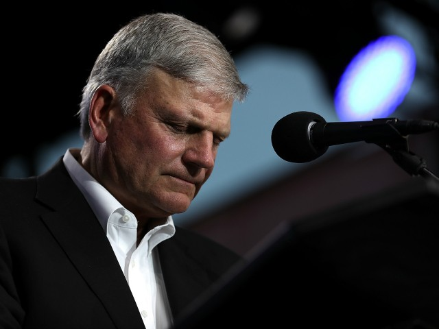 Franklin Graham on 9/11: Pray for the Families and Nation, 'Only God Can Fix the Problems We're Facing'