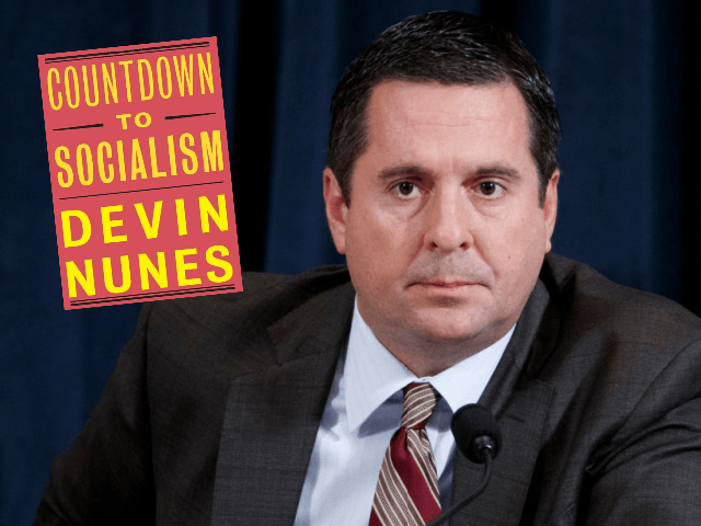 Exclusive: Devin Nunes Warns Americans to Wake Up in 'Countdown to Socialism' Book