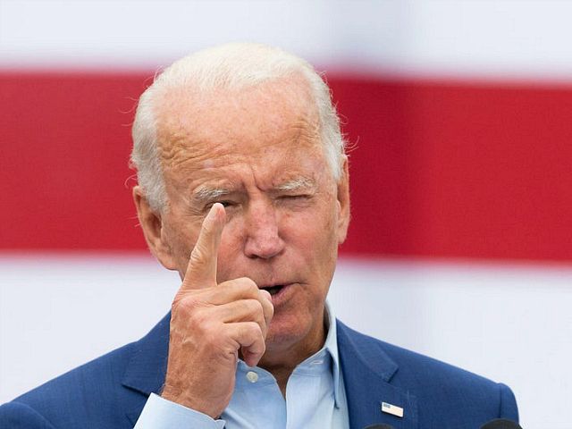 Biden: I Would 'Absolutely' Roll Some Things Back if There's a Spike in COVID Cases