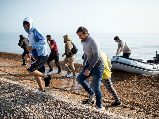MSM Catches up to Farage, Finally Reports Alleged Refugees Evading Authorities
