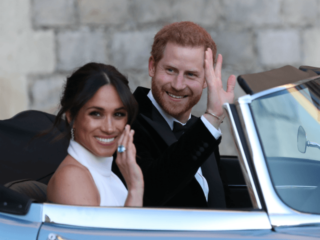 Prince Harry, Meghan Markle Sign Netflix Production Deal