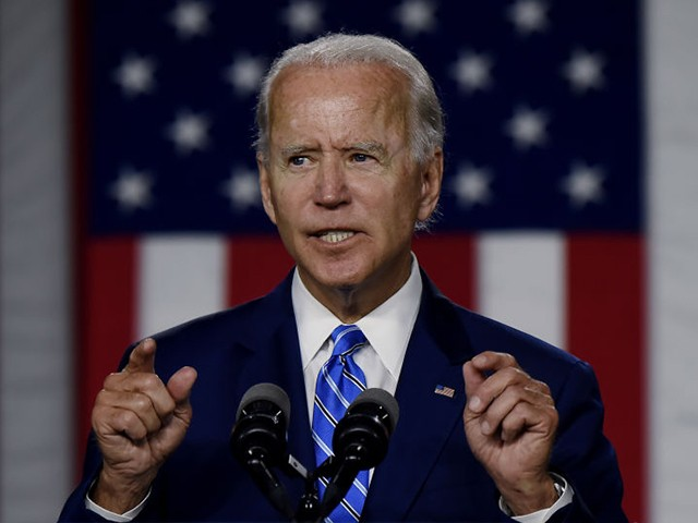 Joe Biden Touts Wall Street Support for His Plan to Abolish American Suburbs
