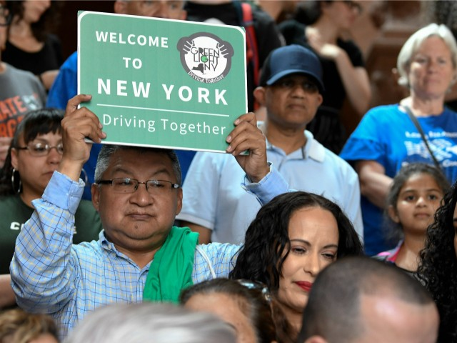 Report: Immigration to New York City Drops 45 Percent in Last Four Years