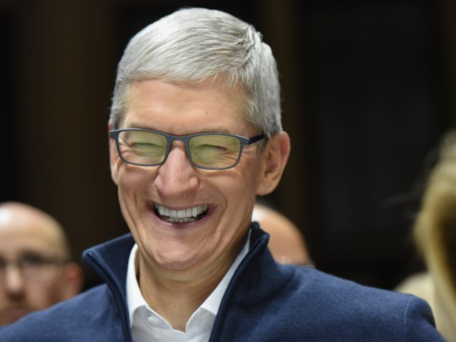 'There Is No Monopoly Here:' Tim Cook Welcomes Antitrust Investigation of Apple