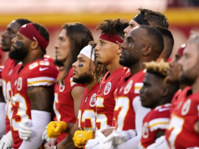 WATCH: Chiefs, Texans Booed During Moment of 'Unity'