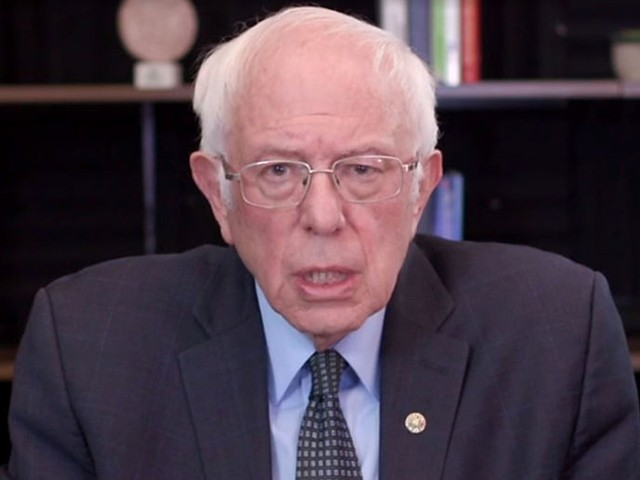 Bernie Sanders Warns: 'Number of Plans' to Ensure President Trump Eviction