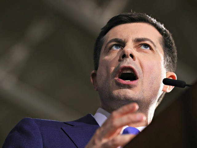 Buttigieg: Striking How 'Little Respect' Trump Has for His Own People