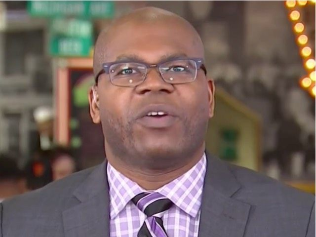 MSNBC's Jason Johnson: White Nationalists Will Riot Tonight and BLM Will Be Blamed