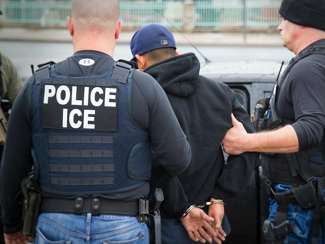 ICE Arrested Over 2K Illegal Aliens Last Month, Including Killers, Rapists