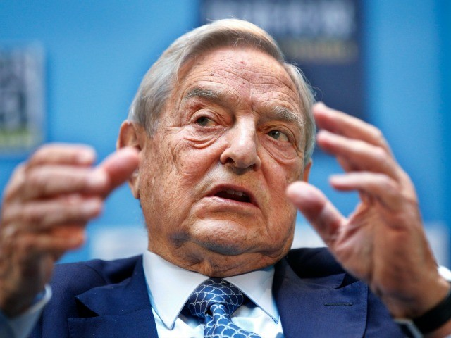 Soros-Backed Coalition Preparing for Post-Election Day Chaos -- 'We're Going to Fight Like Hell'