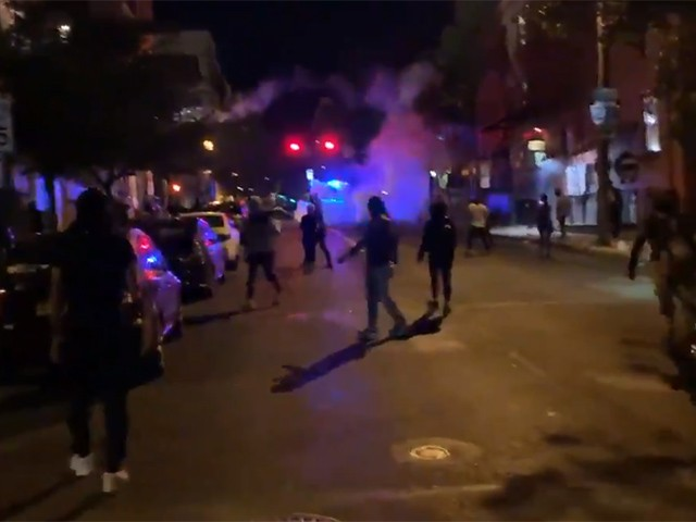 Rioters Rage in Lancaster After Police-Involved Shooting of Man with a Knife