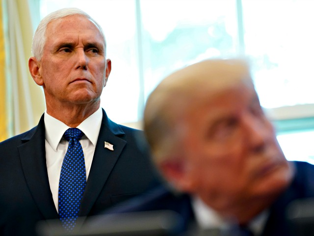 Report: Donald Trump, Mike Pence Criticize Chamber of Commerce in Call