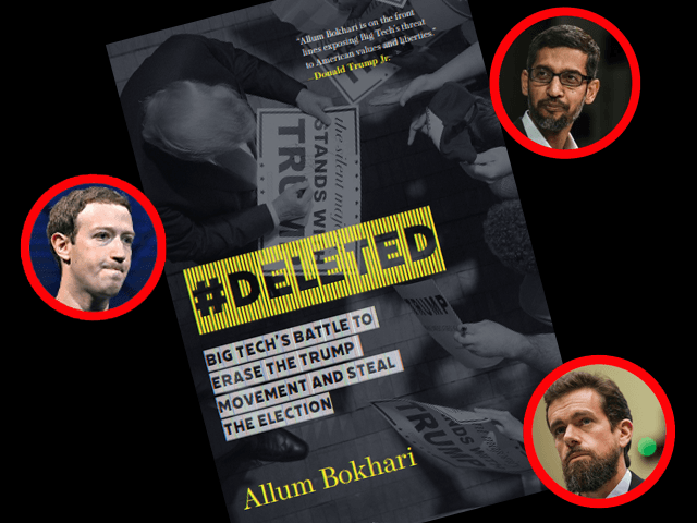 4 Times '#DELETED' Author Allum Bokhari Exposed Big Tech