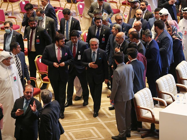 Intra-Afghan Peace Negotiations Begin in Qatar as Pompeo Meets Taliban, Afghan Government