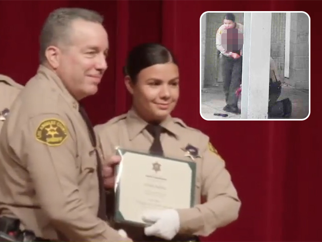 L.A. Sheriff's Deputy Praised as Hero for Helping Her Partner Survive Ambush Shooting