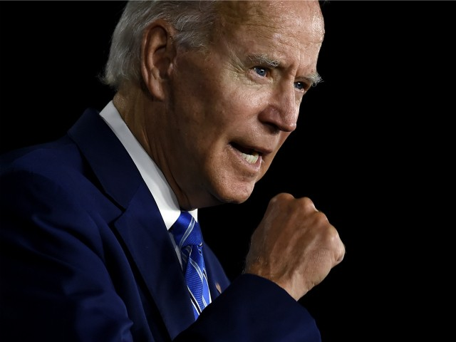 Biden: Trump's Pandemic Response 'Almost Criminal' -- His Admission of Downplaying 'Disgusting'
