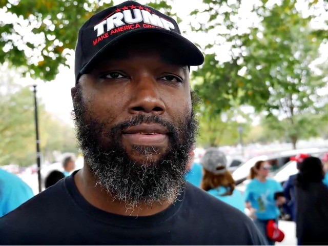 Blexit Event Attendee: Illegal Immigration Hurts Black Community