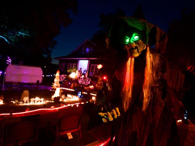 California Public Health: Halloween Trick-or-Treating Is Dangerous, High Risk