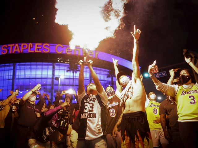 Arrests from NBA Championship Riots Rose to 76, Says LAPD