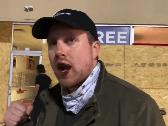 Watch: Protesters Assault Reporter Filming BLM Looting in Philadelphia