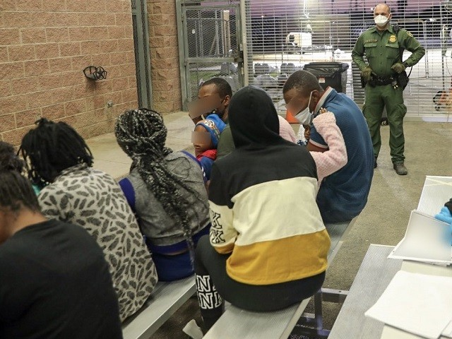 Haitian Migrants Surging Into U.S., Say Feds in Texas
