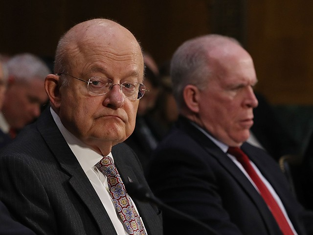 Clapper, Brennan: Hunter Biden Emails 'Russian Disinformation' Whether 'Genuine or Not'