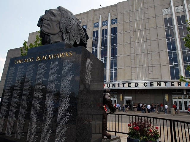 Vandals Deface Chicago Blackhawks' Statue with Defund Police Message