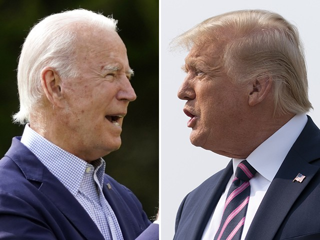 Charles Hurt -- Trump vs. Biden: The Starkest Choice for President in American History