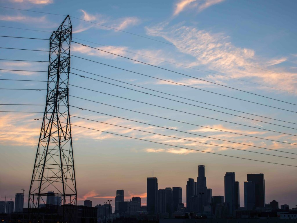 Electricity Shutoff Looms for 450,000 in California as High Winds Approach