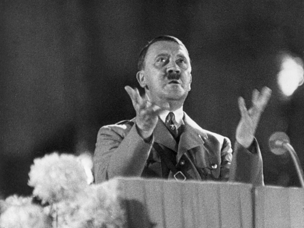 Jewish Group Condemns Auction of Hitler Speeches in Germany