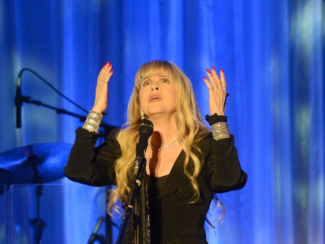 Stevie Nicks Contemplates Leaving Earth if Trump Wins: 'We're Not Welcome Anywhere' ... 'I'm Thinking: Oh, Space'