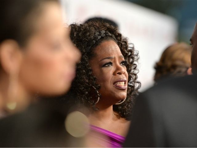 Oprah Winfrey: America's Racial 'Caste System' Was the 'Template for Nazi Germany'