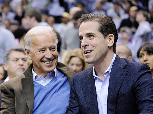 Bombshell Statement: Biden Insider Claims He Was 'Recipient of the Email', Says He Witnessed Joe, Hunter Discussing Deals