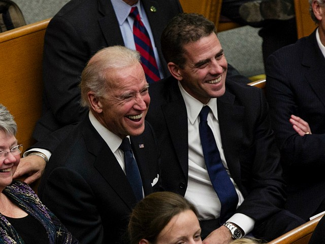 Washington Post: Treat Hunter Biden Emails as Foreign Intel -- 'Even if They Probably Aren't'
