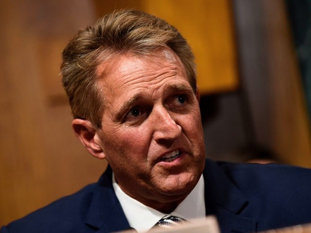 Jeff Flake: Trump Using Contested 2020 Election Similar to How He Used Birtherism