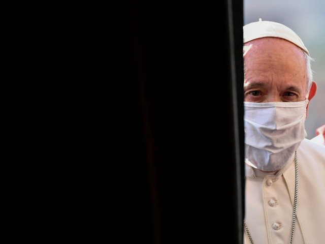 Pope Francis: Coronavirus Reveals the 'Great Evil Afflicting the World'