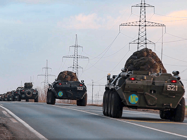 Russia Brokers Armenia/Azerbaijan Peace Deal Flooding Caucasus with Russian Troops