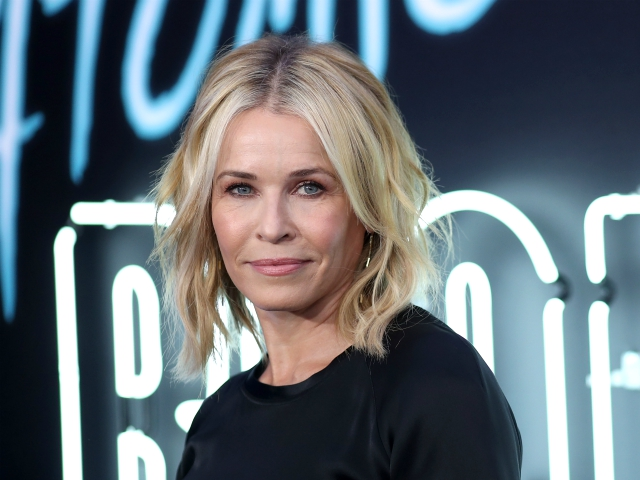 Chelsea Handler: You're 'Participating in Racism' if You're Not 'Trying to Dismantle the System'